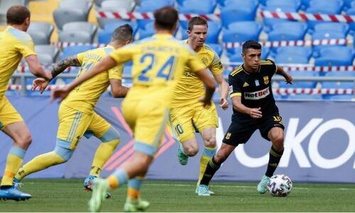 «Загнали себя в большую яму». В Греции разобрали провал «Ариса» в матче Лиги Конференций против «Астаны».
