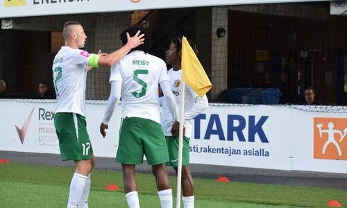 Голом на седьмой добавленной минуте завершился матч потенциальных соперников «Астаны» в Лиге Конференций