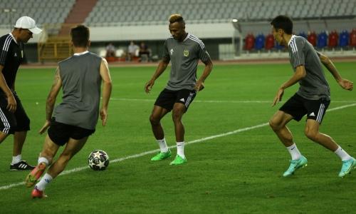 «Тобол» назвал стартовый состав на выездной матч против «Хайдука»