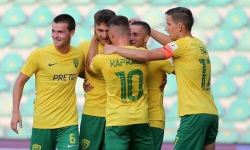 Потенциальные соперники «Тобола» сыграли первый матч в Лиге Конференций. Кажется, есть фаворит