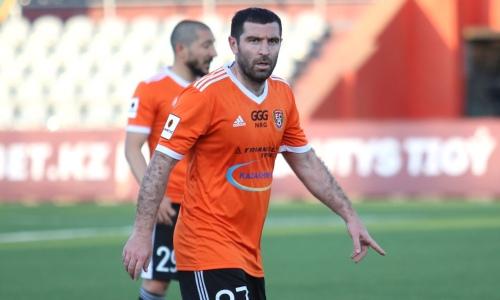 Закончился первый тайм матча ФКСБ — «Шахтер» в Лиге Конференций