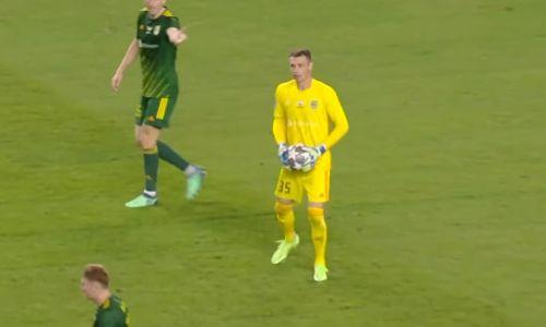 Видеообзор матча, или Как «Тобол» не смог ничего противопоставить «Хайдуку»
