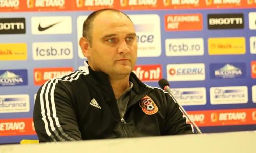 «Это противостояние еще не окончено». Финонченко разочарован поражением «Шахтера» на старте Лиги Конференций
