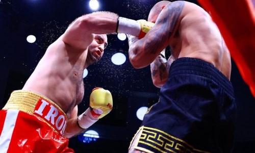 Видео полного боя Гассиев — Валлиш за титул WBA с нокаутом во время гонга