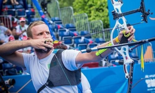 Казахстанский лучник попал в ТОП-10 по итогам квалификации на Олимпиаде-2020