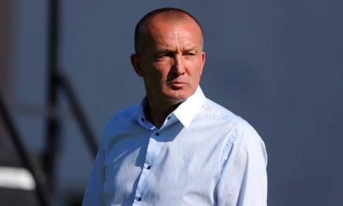 Экс-наставник «Астаны» покинул свой клуб после сенсационного поражения в еврокубке