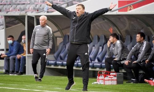 Главный тренер «Ордабасы» может сменить экс-наставника «Астаны» в европейском клубе