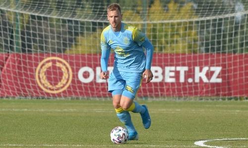Бывший футболист «Астаны» официально подписал контракт с «Арсеналом»