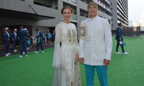 «Показать миру красоту казахского орнамента». Модельер рассказала о костюмах олимпийских знаменосцев