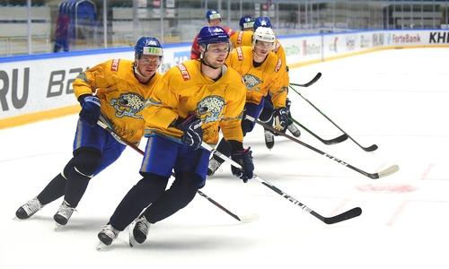 «Барыс» рассказал о состоянии хоккеистов перед стартом подготовки к сезону КХЛ
