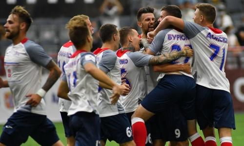 Российский клуб с отыгравшим весь матч казахстанцем потерпел первое поражение в сезоне