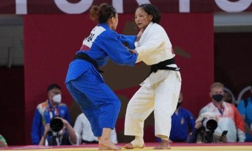 Дзюдоистка Галбадрах стартовала с поражения на Олимпиаде-2020 в Токио