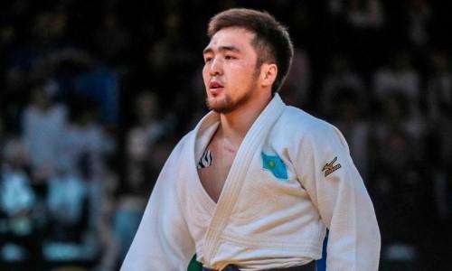 Дзюдоист Сметов победил на старте Олимпиады-2020