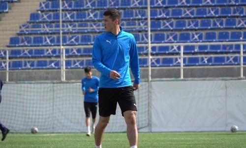 «Тараз» отправил опытного защитника в Первую лигу