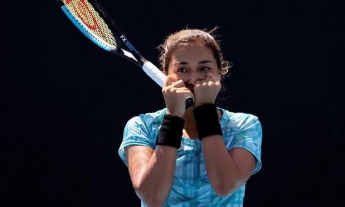 Теннисистка Зарина Дияс не смогла доиграть свой первый матч на Олимпиаде-2020 в Токио