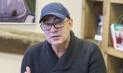 Бердыев определился со своим будущим в «Кайрате»