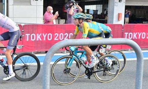 «Тяжело». Луценко объяснил 21-е место в групповой гонке Олимпиады-2020