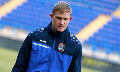 Клуб КПЛ расстался с европейским футболистом спустя несколько дней после его подписания