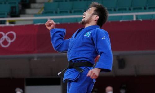 «Я приезжал на Олимпиаду, чтобы биться за золотую медаль». Елдос Сметов ответил на вопросы после завоевания «бронзы» Токио