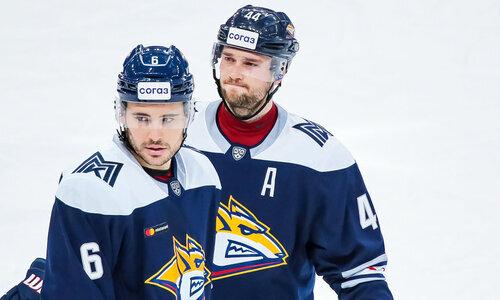 Соперник «Барыса» с казахстанцами в состве представил новую форму для КХЛ. Фото