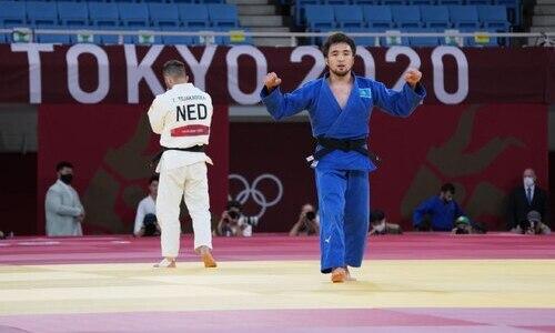 Стало известно, почему казахстанских каналы не показали медальные схватки Сметова на Олимпиаде-2020