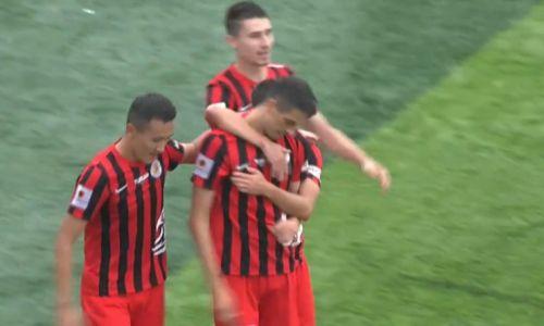 «Кызыл-Жар СК» и «Ордабасы» разошлись миром в Кубке Казахстана