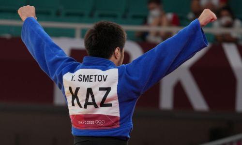 «Сметов — крутой он парень, ничего не скажешь». Медалист Олимпиады-2020 из Казахстана произвел внушительное впечатление на комментатора «Матч ТВ»