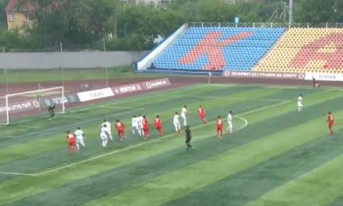 Видеообзор матча Кубка Казахстана «Кызыл-Жар СК» — «Ордабасы» 1:1