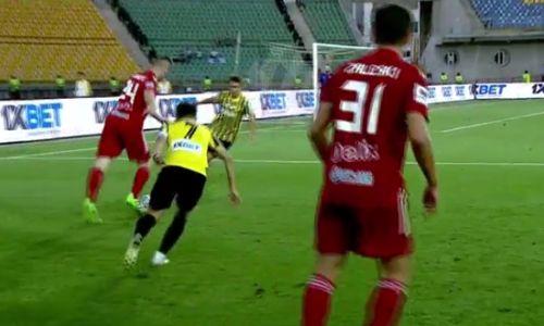 «Кайрат» неожиданно проиграл «Турану» домашний матч Кубка Казахстана