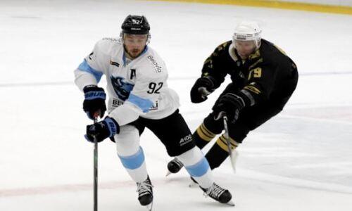 Соперник «Барыса» одержал первую победу после возвращения в КХЛ