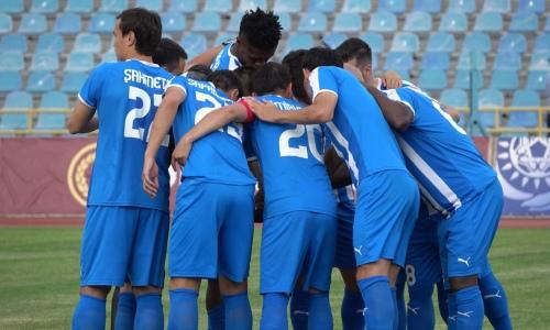 «Тараз» одержал волевую победу на выезде в Кубке Казахстана