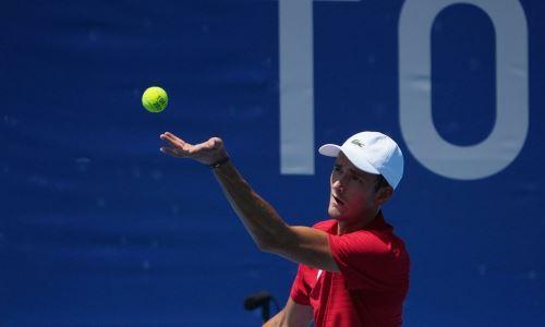 Обыгравший на Олимпиаде Бублика теннисист просил назначить матчи в Токио на более позднее время из-за погодных условий
