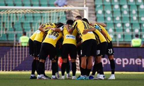 Сразу шесть воспитанников «Кайрата» дебютировали за основу в матче Кубка Казахстана с «Тураном»