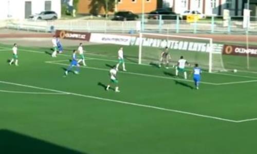 Видеообзор матча Кубка Казахстана «Атырау» — «Тараз» 1:2
