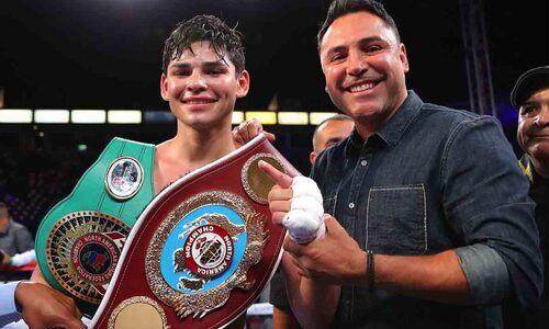 Райан Гарсия может возобновить карьеру и сразиться с временным чемпионом WBC