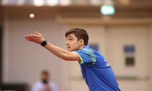 Казахстанец Герасименко выиграл первый матч по настольному теннису на Олимпиаде-2020