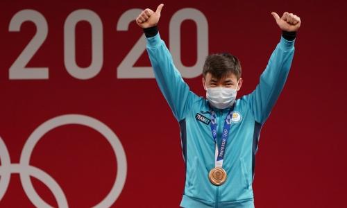 """«Я, конечно, не ожидал, что будет """"бронза""""». Игорь Сон поделился эмоциями после завоевания медали Олимпиады в Токио"""