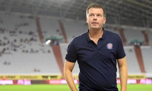 Главный тренер «Хайдука» сообщил о влиянии победы над «Тоболом» в Лиге Конференций
