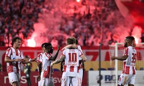 «Црвена Звезда» одержала первую победу в сезоне перед ответным матчем с «Кайратом»