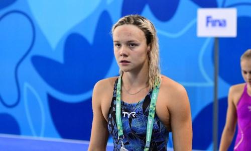 Казахстанская пловчиха не смогла выйти в полуфинал Олимпийских игр