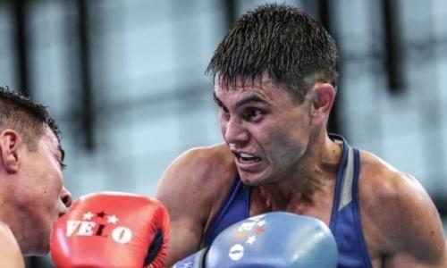 Второй казахстанский боксер успешно стартовал на Олимпиаде-2020