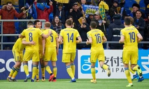 Стала известна дата начала сбора сборной Казахстана
