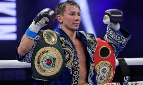 Головкин может быть признан лучшим боксером года. Что для этого нужно?