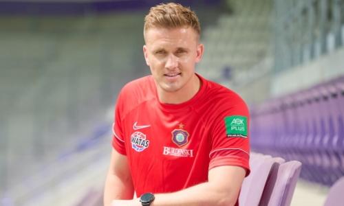 Шпилевский провел первый официальный матч во главе немецкого клуба после ухода из «Кайрата»