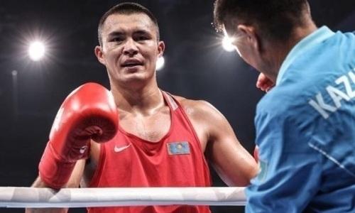 Кункабаев получил преимущество перед Джалоловым на Олимпиаде-2020
