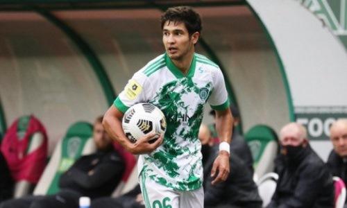 Футболист сборной Казахстана выйдет в старте клуба РПЛ на первый матч сезона