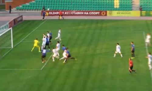 Видеообзор матча Кубка Казахстана «Тобол» — «Мактаарал» 3:4