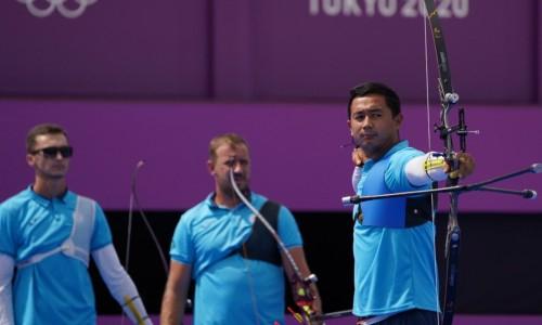 Казахстанские лучники проиграли Индии и завершили выступление в командных соревнованиях Олимпиады-2020