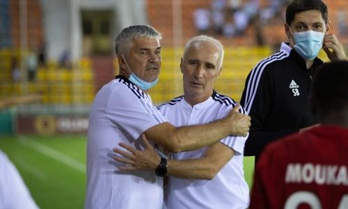 Клуб КПЛ официально объявил о расставании с главным тренером