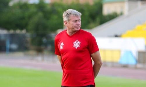 Бывший футболист «Актобе» получил должность в руководстве клуба